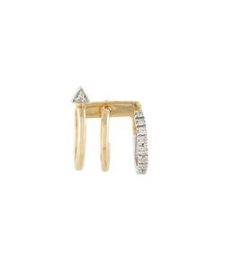 MARIA BLACK | Lakme Blanc Diamond Earring