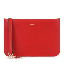 Valextra | Zipped Clutch