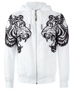 Philipp Plein | Unpleasant Jacket Medium Polyamide/Cotton/Spandex/Elastane