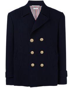 Thom Browne | Classic Peacoat Blazer 1 Wool/Silk/Cupro