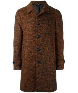 HEVO | Locorotondo Coat 52 Viscose/Wool/Alpaca/Polyamide