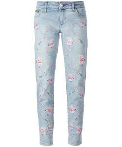 Philipp Plein | Pisaster Jeans 27 Cotton/Spandex/Elastane