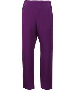Zero + Maria Cornejo | Straight Trousers 12 Silk