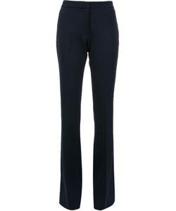 Victoria, Victoria Beckham | Victoria Victoria Beckham Flared Trousers Womens Size 14 Wool/Spandex/Elastane/Nylon/Cotton