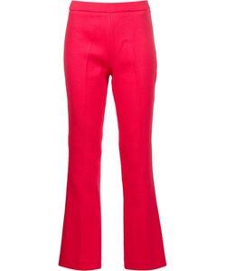 Giambattista Valli | Cropped Fla Trousers 44 Cotton/Viscose/Polyamide