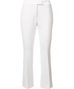 Akris Punto | Tailored Cropped Trousers 42 Polyester/Viscose/Cotton/Spandex/Elastane