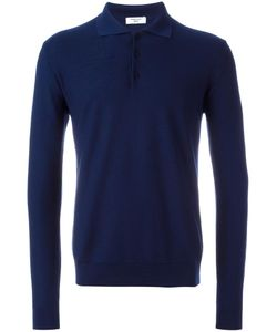FASHION CLINIC | Longsleeved Polo Shirt 48 Wool