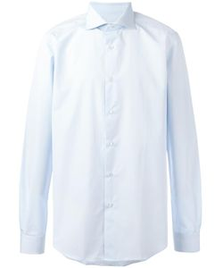 FASHION CLINIC | Classic Buttoned Shirt 44 Cotton