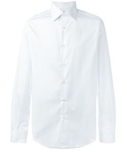 FASHION CLINIC | Classic Buttoned Shirt 40 Cotton