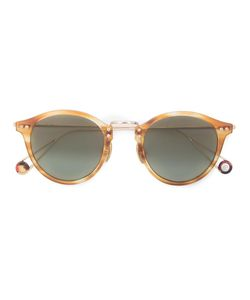 AHLEM | Round Shaped Sunglasses Metal