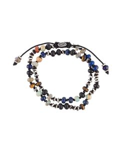 M. COHEN | Two-Layer Templar Gems Bracelet