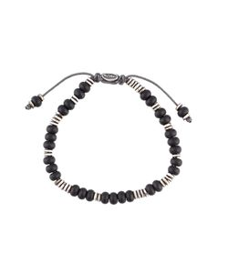 M. COHEN | Templar Disc Stacked Gems Bracelet