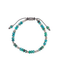 M COHEN | Templar Disc Stacked Gems Bracelet