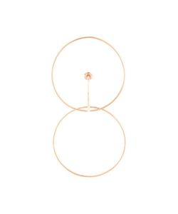 CHARLOTTE CHESNAIS | Hooked Hoops Earrings