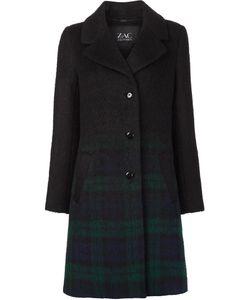 Zac Zac Posen   Hudson Coat 12 Acrylic/Polyester/Mohair