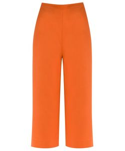 ANDREA MARQUES | High-Waisted Culottes 38 Cotton