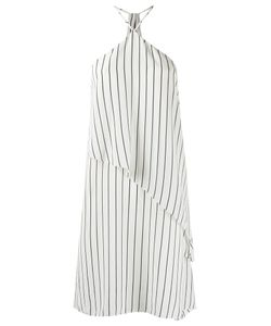ANDREA MARQUES | Striped Tunic 38 Silk