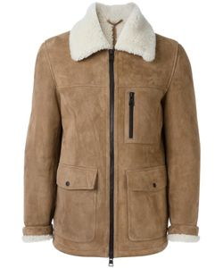 Ami Alexandre Mattiussi | Shearling Jacket Large Sheep Skin/Shearling