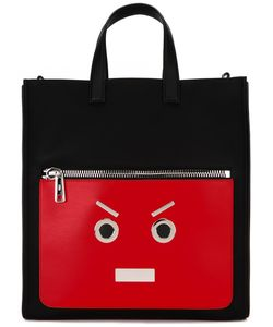 Fendi | Faces Shopper Tote Polyamide/Polyester/Polyurethane/Spandex/Elastane