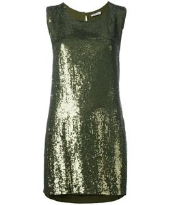 P.A.R.O.S.H. | Sequined Mini Dress Viscose/Pvc