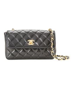 Chanel Vintage | Mini Half Flap Crossbody Bag