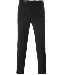 Pt01 | Skinny Trousers Mens Size 50 Polyester/Wool/Spandex/Elastane