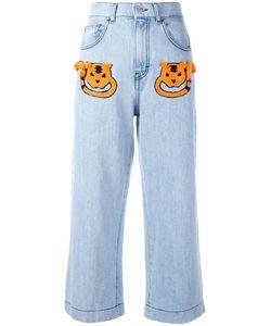 Au Jour Le Jour | Cropped Jeans 40 Cotton/Viscose