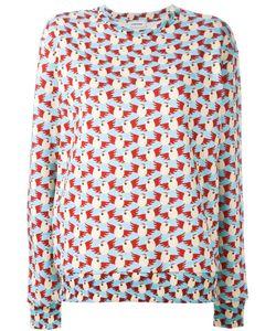 Au Jour Le Jour | Bird Print Sweatshirt 38