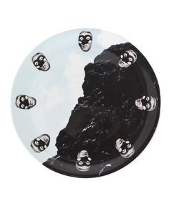 HOUSE OF VOLTAIRE | Pam Perks And Mini Limited Edition Dinner Plate