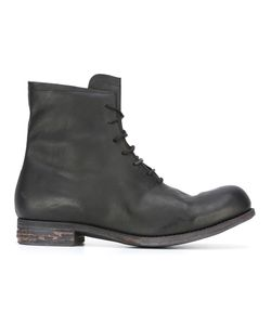 A DICIANNOVEVENTITRE | Combat Boots 42 Horse Leather/Leather K1horseboots11761002