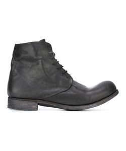 A DICIANNOVEVENTITRE | Lace-Up Workboots 44 Leather K6workboots11759624
