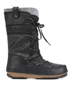 Moon Boot | We Monaco Mix Boots 38 Leather/Wool
