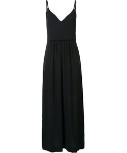 Malia Mills | Strappy Maxi Dress 6 Polyester
