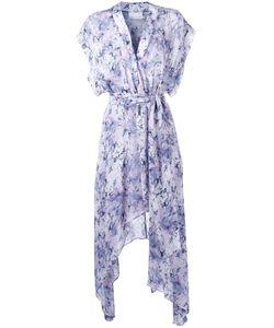 GINGER & SMART | Amplitude Wrap Dress 8 Viscose