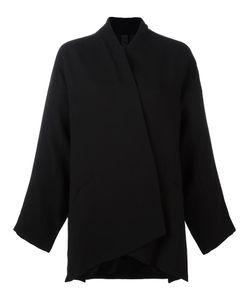 Ilaria Nistri | Asymmetric Concealed Fastening Jacket 40 Viscose/Virgin