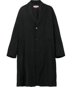 WALTER VAN BEIRENDONCK VINTAGE | Walter Van Beirendonck Oversized Single Breasted Coat Wool