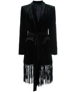 BLAZÉ MILANO | Blazé Milano Frayed Blazer 2 Viscose/Silk/Cupro