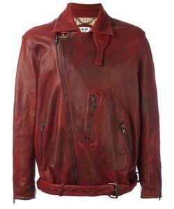 Pihakapi | Classic Biker Jacket Medium Lamb Skin/Viscose