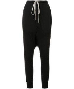 Rick Owens Lilies | Drop Crotch Drawstring Leggings 40