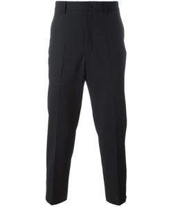 Mcq Alexander Mcqueen | Cropped Tailored Trousers 46 Polyester/Wool/Spandex/Elastane