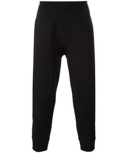 Neil Barrett | Cropped Track Pants Small Lyocell/Cotton/Viscose/Spandex/Elastane