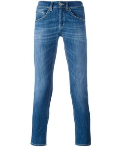 Dondup | George Skinny Jeans 35 Cotton/Polyester