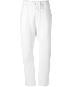 Haus By Ggdb | Straight Trousers Small Cotton/Polyamide