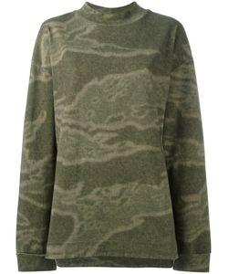 YEEZY | Season 3 Camouflage Sweatshirt Small Cotton
