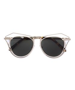 KAREN WALKER EYEWEAR | Marguerite Sunglasses Metal