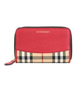 Burberry | Medium Marston Wallet Polyamide/Polyester/Calf Leather