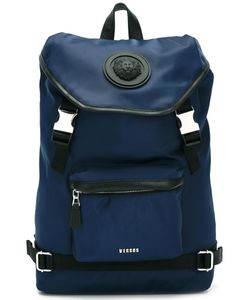 Versus | Strap Fastening Backpack Nylon