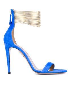 Aquazzura | Spin Me Around Sandals 35 Leather/Suede