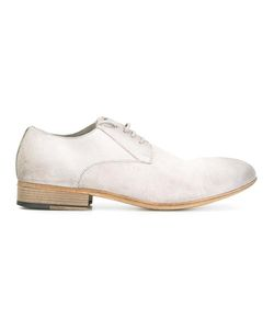 Marsell   Marsèll Round Toe Derbies 42 Goat Skin/Leather