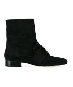 DORATEYMUR   Biturbo Ankle Boots 41 Suede/Leather